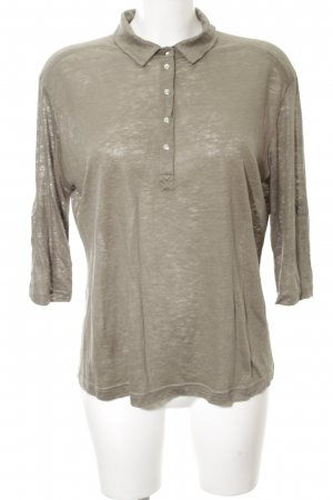 van Laack T-shirt crema stile casual