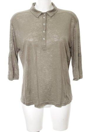 van Laack T-Shirt creme Casual-Look