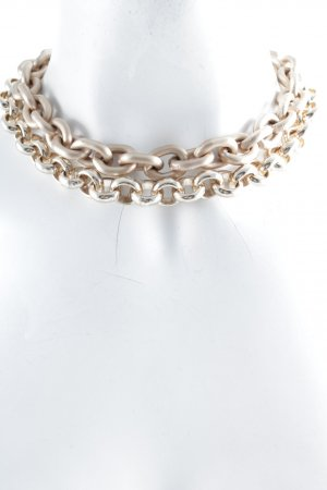 Vanessa Baroni Link Chain rose-gold-coloured-gold-colored casual look