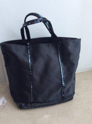 Vanessa Bruno Mini sac noir tissu mixte