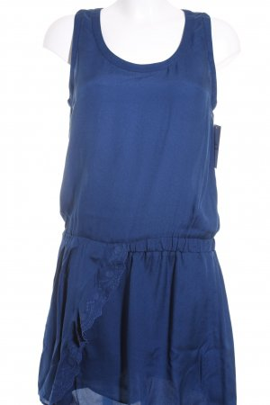 Vanessa Bruno athé Shirtkleid blau Casual-Look
