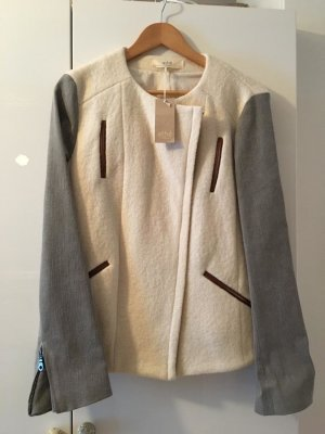 Vanessa Bruno athé Wool Blazer multicolored wool