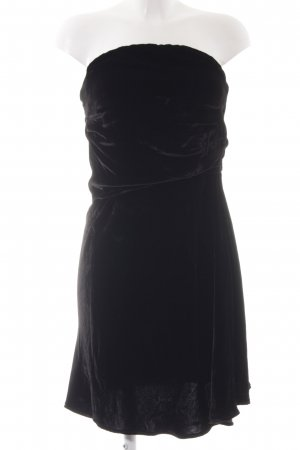 Vanessa Bruno Bandeau Dress black elegant
