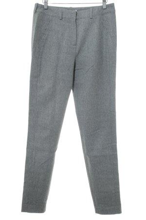 Vanessa Bruno Pantalon en laine gris moucheté style d'affaires