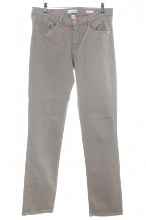 Vanilia Boot Cut Jeans grey simple style