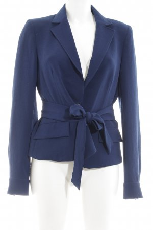 Vanilia Boyfriend-Blazer blau Elegant