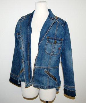 Vanilia Damen Jeansjacke blau Gr.38