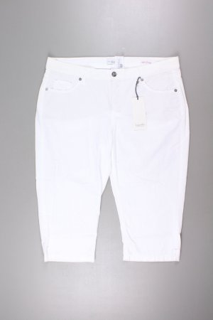 Vanilia knielange Shorts weiß Größe 42