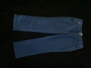 Vanilia Vaquero elásticos azul tejido mezclado