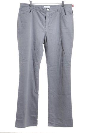 Vanilia Straight-Leg Jeans grau Casual-Look