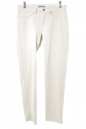 Vanilia Stretch Jeans creme Business-Look