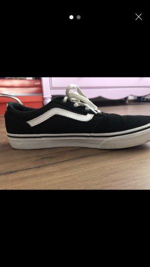 Vans Sneakers met veters zwart-wit