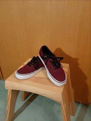 Vans Lace Shoes bordeaux