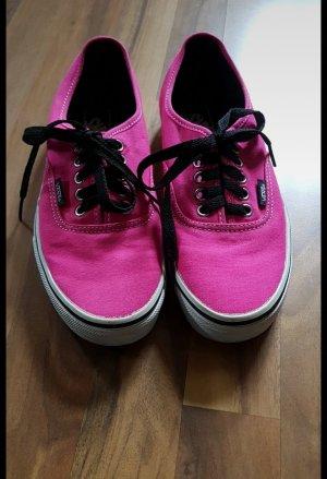 Vans Skater Shoes pink