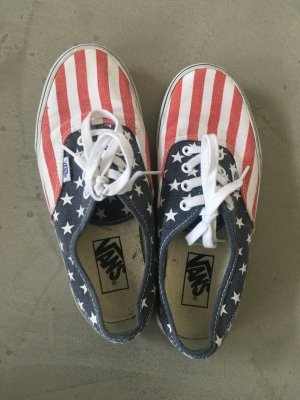 Vans // Amerika-Flagge // Sonderedition