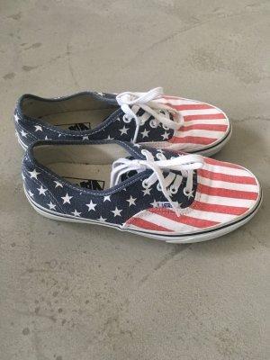 Vans // Amerika-Flagge // Van Doren