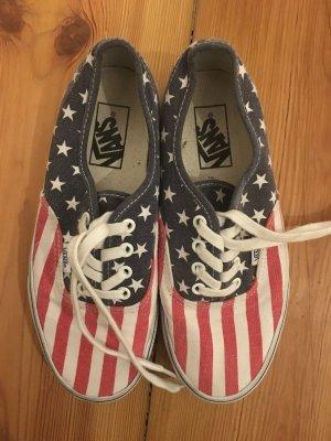 Vans // Amerika-Muster