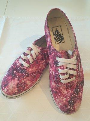 Vans Atwood pink galaxy