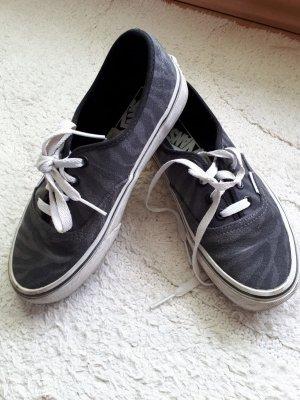 Vans Skater Shoes multicolored suede