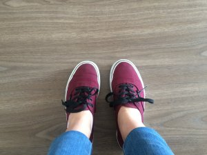 Vans Authentic 1-2mal getragen