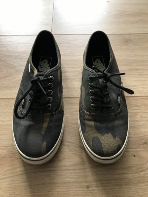 Vans Authentic Camouflage Gr. 38
