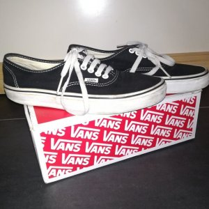 Vans Authentic Classic black/white