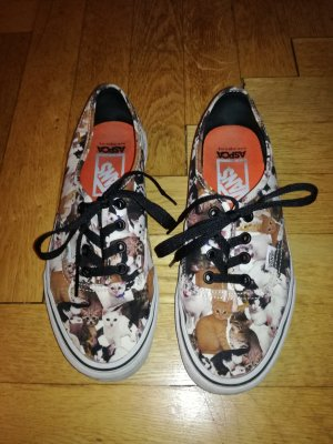 Vans Authentic Damen Sneaker (ASPCA) Kittens.Katzen