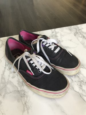 Vans Authentic grau pink