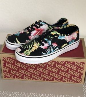 Vans Authentic mit Hawaii Muster