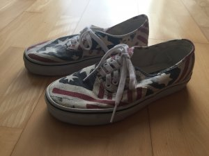 "Vans Authentic ""retro flag"""