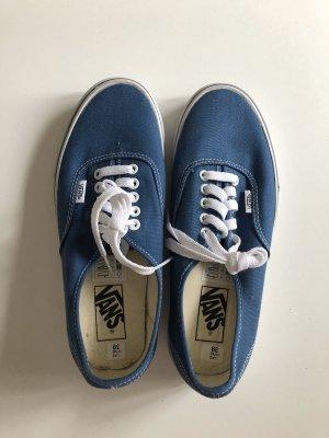 Vans Authentic Sneaker Blau