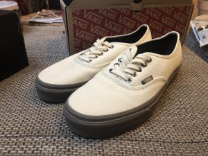 Vans Authentic Walnut/Cream