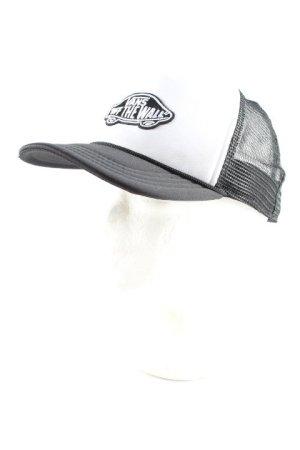 Vans Casquette de baseball noir-blanc Look de plage