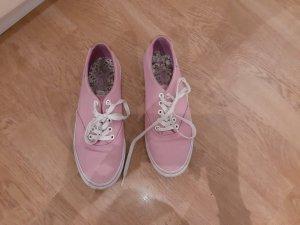 Vans Lace Shoes light pink