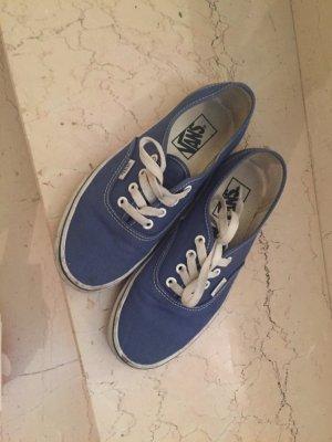VANS blau Sneaker super Zustand