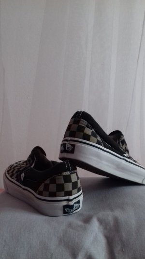 《VANS - Checkerboard Classic Slip-On Schuhe》