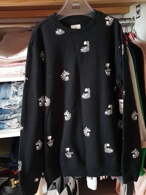 Vans Chesire Cat Long Sweater Gr. M