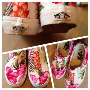 Vans Classic Slip-On Flower Schuhe Gr.37