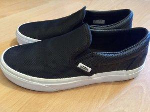 VANS Classic Slip-On Leder - Größe 39 - NEU!