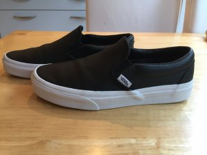 Vans classic Slip-On schwarz