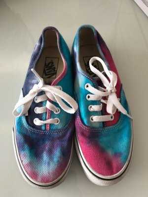 Vans Colored Gr.7,5 US