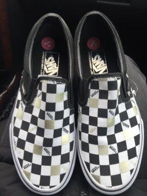 Vans damen Schuhe schwarz-weiß!NEU!