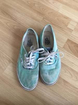 Vans Skater Shoes turquoise-baby blue
