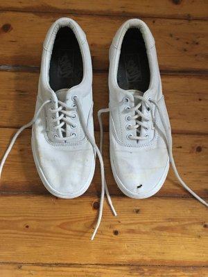 Vans Era 59 weiß Stoff Größe 39 Sneaker Low UA Canvas