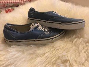 Vans Skater Shoes azure