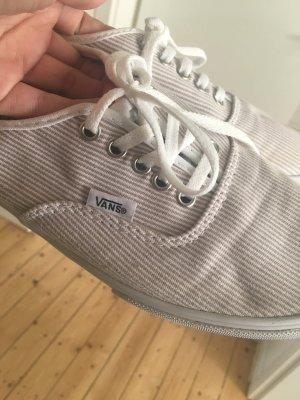 Vans gestreift Sneaker Halbschuhe