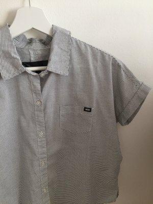 Vans Shirt met korte mouwen wit-lichtblauw