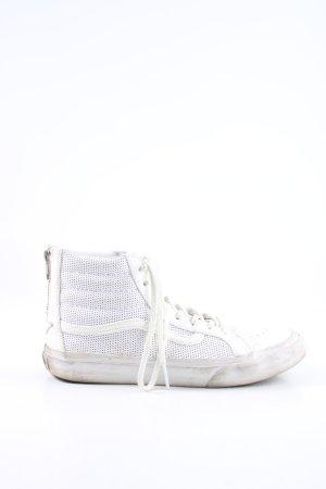 Vans High Top Sneaker weiß Casual-Look