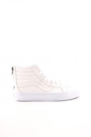 Vans High Top Sneaker creme Casual-Look