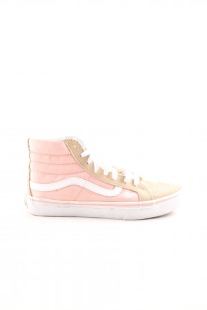 Vans High Top Sneaker mehrfarbig Casual-Look